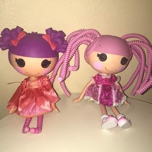 Other - Lalaloopsy dolls